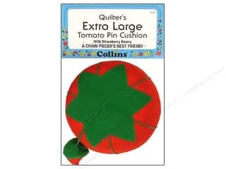 Collins Pin Cushion Quilter&#39;s Extra Large Tomato