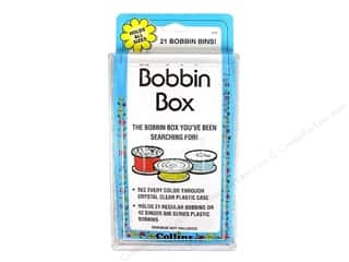 Collins Bobbin Box Acrylic