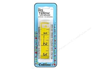 shrink: Collins Tape Measure Big Yellow 60""