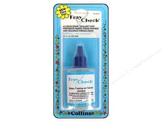 Collins Adhesive Fray Check 3/4oz