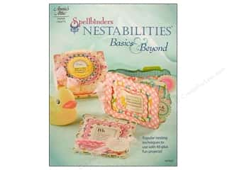 Spellbinders Nestabilities Basics &amp; Beyond Book