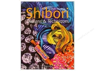 Shibori Designs &amp; Techniques Book