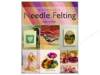 Beginner&#39;s Guide to Needle Felting Book