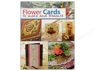 Flower Cards To Make And Treasure Book