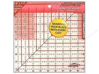 "New Templates: Sullivans The Cutting Edge Ruler 9.5""x 9.5"""