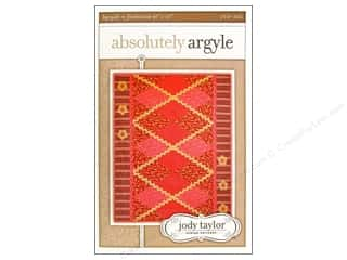 Clearance K&Co Mat Pad 4.75x6.75: Absolutely Argyle Pattern