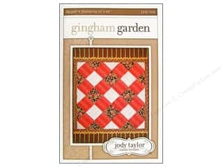 Patterns Clearance: Gingham Garden Pattern