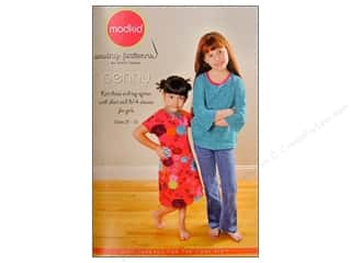 Penny Knit Dress &amp; Top For Girls Pattern