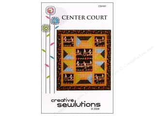Robin Quilts, Etc: Center Court Pattern