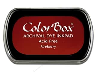 Weekly Specials: ColorBox Archival Dye Ink Pd Full Sz Fireberry