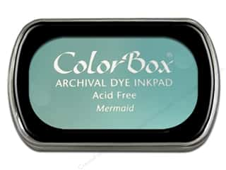 ColorBox Archival Dye Ink Pad Full Size Mermaid