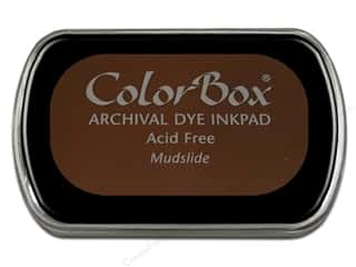 ColorBox Archival Dye Ink Pad Full Size Mudslide