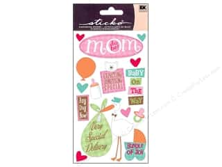 EK Sticko Sticker Mom to Be