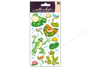 EK Sticko Sticker Froggy
