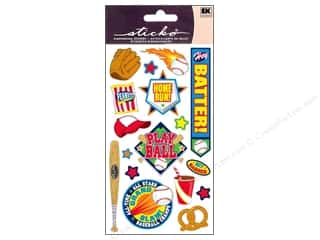 EK Sticko Sticker Play Ball