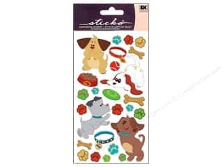 Pets $2 - $4: EK Sticko Stickers Mr Bark A Lot