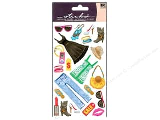 Clearance Blumenthal Favorite Findings: EK Sticko Stickers Fashion Sense