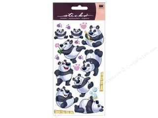 EK Sticko Sticker Rolly Polly Panda