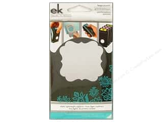 EK Paper Shapers Large Punch Flourish Square