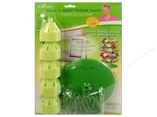 Clover Zieman Tools Stack N Stitch Thread Tower