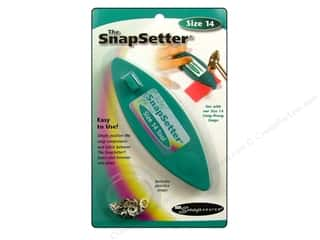 Snapsource SnapSetter Tool Attaching Size 14 Teal