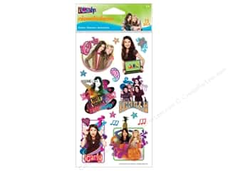 Nickelodeon Nickelodeon Sticker: Nickelodeon Sticker Epoxy Sparkler Icarly