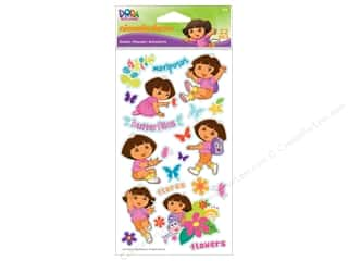 Nickelodeon Sticker Epoxy Dora The Explorer