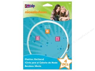 Licensed Products Kid Crafts: Nickelodeon Kit Hairband iFashion iCarly