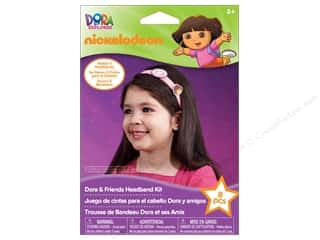 Nickelodeon Kit Headband Dora And Friends