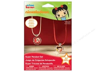 Nickelodeon Kit Super Pendant Set Ni Hao Kai Lan
