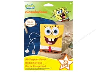 Nickelodeon Kit All Purpose Pouch SpongeBob