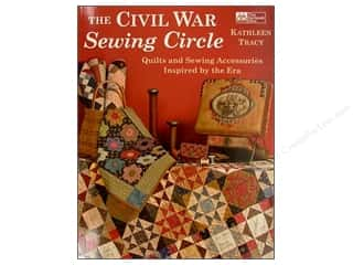 "Books & Patterns 16"": That Patchwork Place The Civil War Sewing Circle Book"