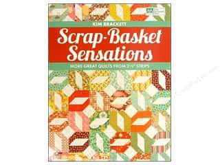 Scrap Basket Sensations Book
