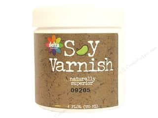 Delta Soy Finish Varnish 4oz