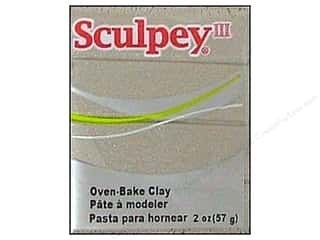 Sculpey Clay Crafting Books: Sculpey III Clay 2 oz. Pewter