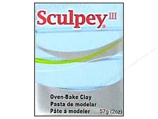 Craft Guns Blue: Sculpey III Clay 2 oz. Sky Blue