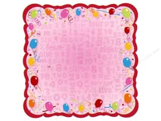 2013 Crafties - Best Adhesive: Best Creation 12 x 12 in. Paper Die Cut Let's Party (25 sheets)