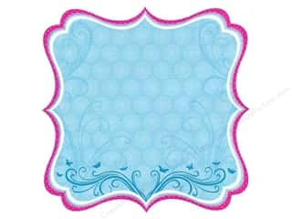 Generations Summer: Best Creation 12 x 12 in. Paper Die Cut Jubilee Swirls (25 sheets)