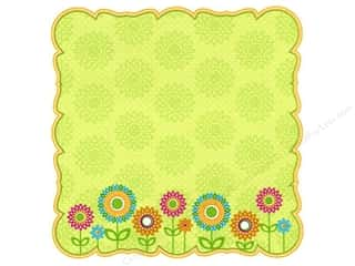 2013 Crafties - Best Adhesive: Best Creation 12 x 12 in. Paper Die Cut Jubilee Bloomin Garden (25 sheets)