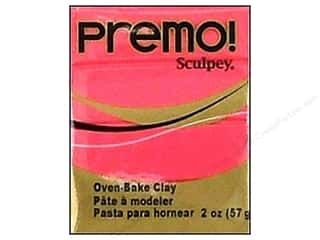 Sculpey Original Clay: Premo! Sculpey Polymer Clay 2 oz. Blush