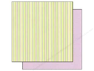 Best Creation Paper 12x12 Safari Girl Thin Stripe (25 sheets)