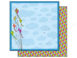 Best Creation Paper 12x12 Jubilee Let's Fly a Kite (25 sheets)