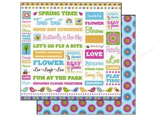 Best Creation Paper 12x12 Jubilee Words (25 sheets)