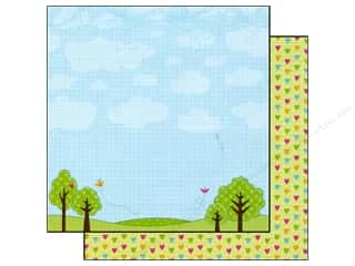 Best Creation Paper 12x12 Jubilee A Day InThe Park (25 sheets)