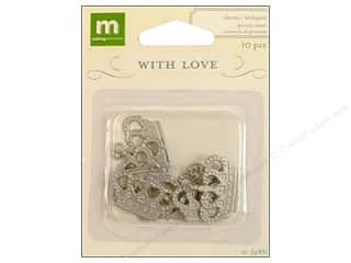 Making Memories Charms WL Wedding Princess Crown