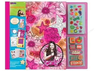 Nickelodeon Scrapbook Album Kit Beginner Icarly