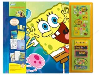 Nickelodeon Scrapbook Album Kit Beginner SpongeBob