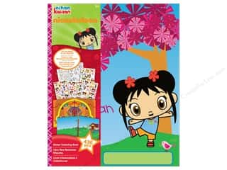 Nickelodeon Sticker Collecting Book Ni Hao Kai Lan