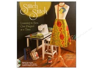 Stitch By Stitch Book