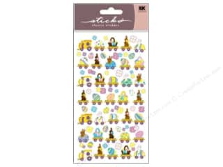 Transportation Stickers: EK Sticko Stickers Easter Express